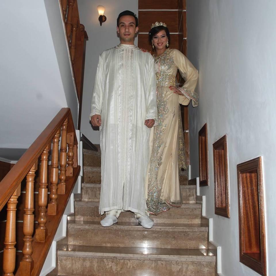 بالصور الزواج يجبر هجر عدنان على العودة إلى الأضواء Ihata Ma