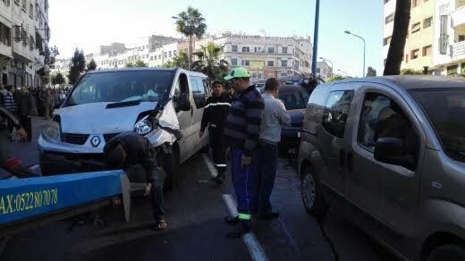 15 قتيلا و1836 جريحا حصيلة حوادث السير في أسبوع