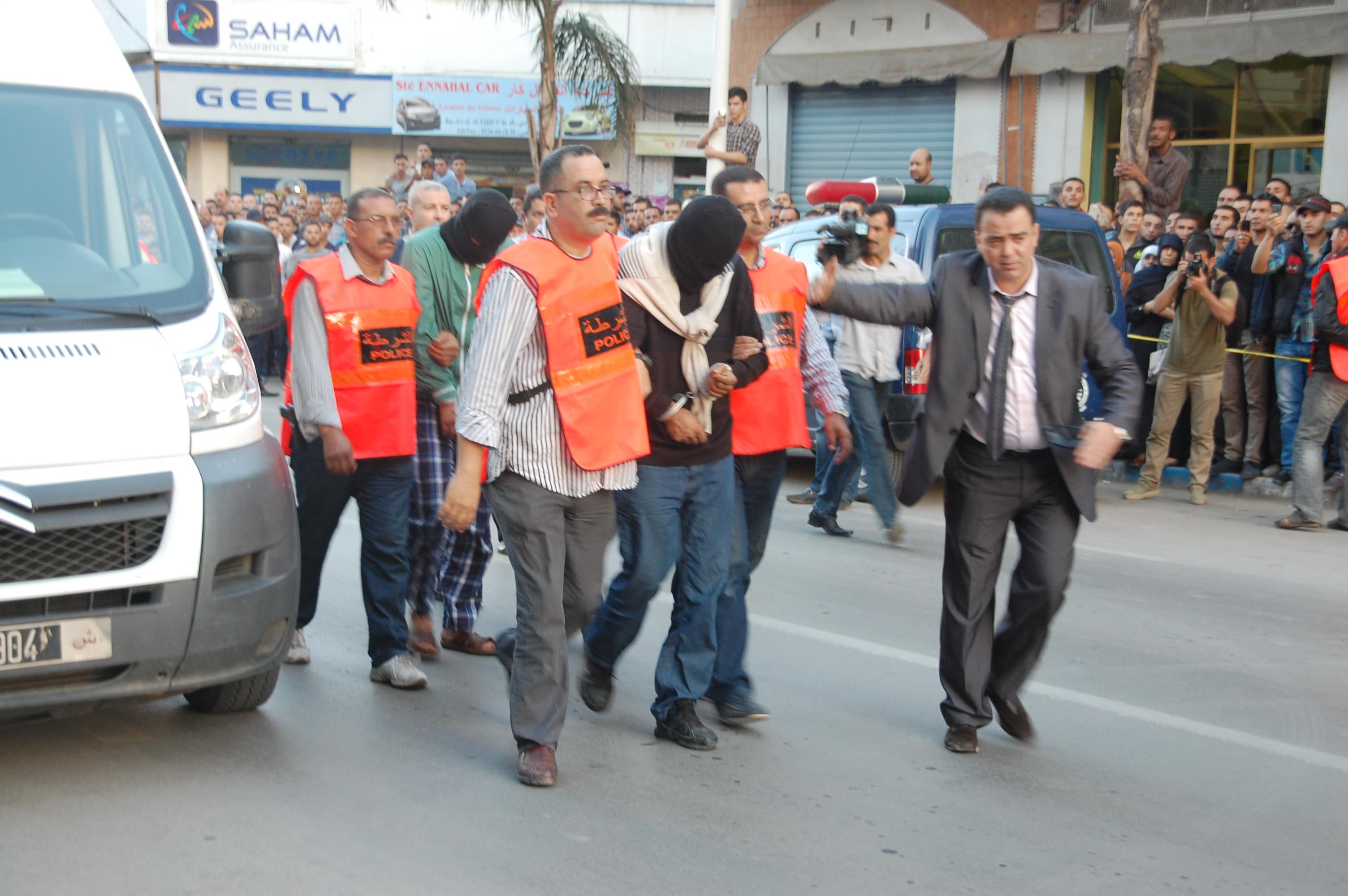اعتقال جزائريين ينشطون في إطار شبكة إجرامية بالدار البيضاء
