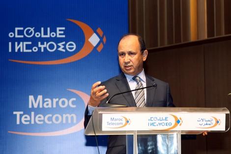 نتائج مجموعة اتصالات المغرب في 10 نقط رئيسية