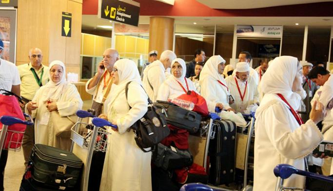 الحجاج المتوجهون مباشرة إلى مكة المكرمة مدعوون للاستعداد للإحرام في الطائرة
