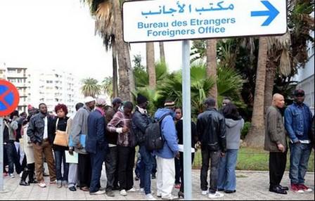 العرب والأوروبيون قبل الأفارقة على رأس الجالية المقيمة في المغرب