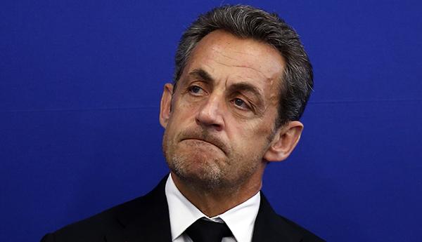 """الرئيس السابق لفرنسا ساركوزي متهم بـ""""تشكيل عصابة إجرامية"""""""