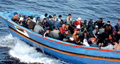 إجهاض عملية للهجرة غير المشروعة عبر البحر في عز الجائحة