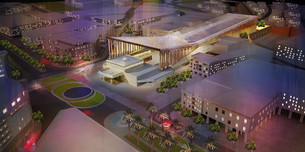 ثلاث محطات قطار مغربية تدخل منافسة عالمية