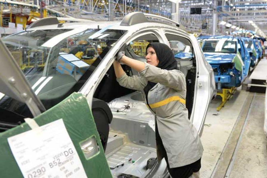 مصنع رونو نيسان بطنجة يشتغل وفق خطة صحية لحماية العاملين