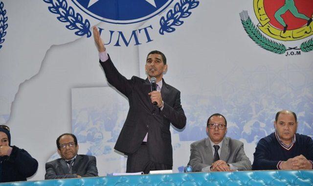 برلماني من UMT يهاجم نائب مخاريق ويطالب قادة المركزية بكشف ممتلكاتهم