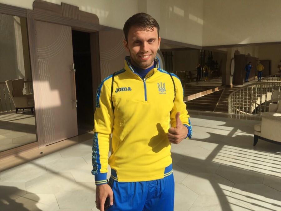 """مدافع أوكرانيا الصلب """"بوغدان بوتكو"""" جاهز للمشاركة في ودية المغرب"""