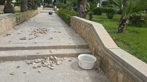 صور.. مصرع طالب خلال مواجهات بين فصيلين طلابيين بأكادير