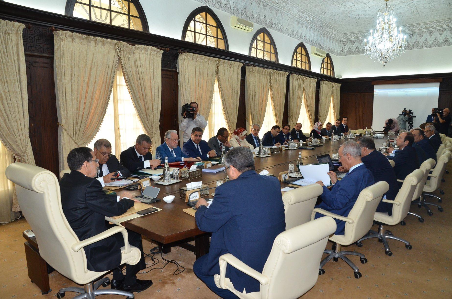 عودة الوزراء من عطلتهم السنوية وأول اجتماع لمجلس الحكومة