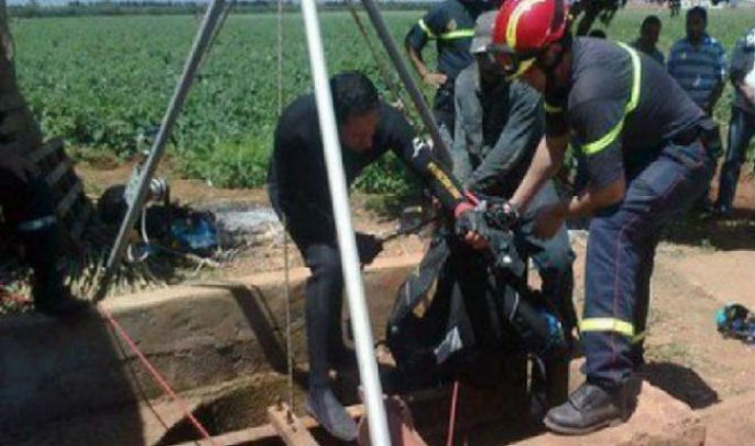 مصرع شخص إثر سقوطه في بئر ضواحي شيشاوة