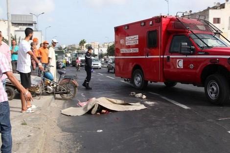 حوادث السير تحصد الضحايا بالمغرب أكثر من كورونا