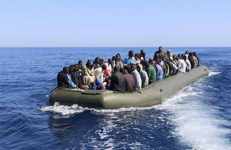 الأمن والدرك يحبطان عملية للهجرة السرية