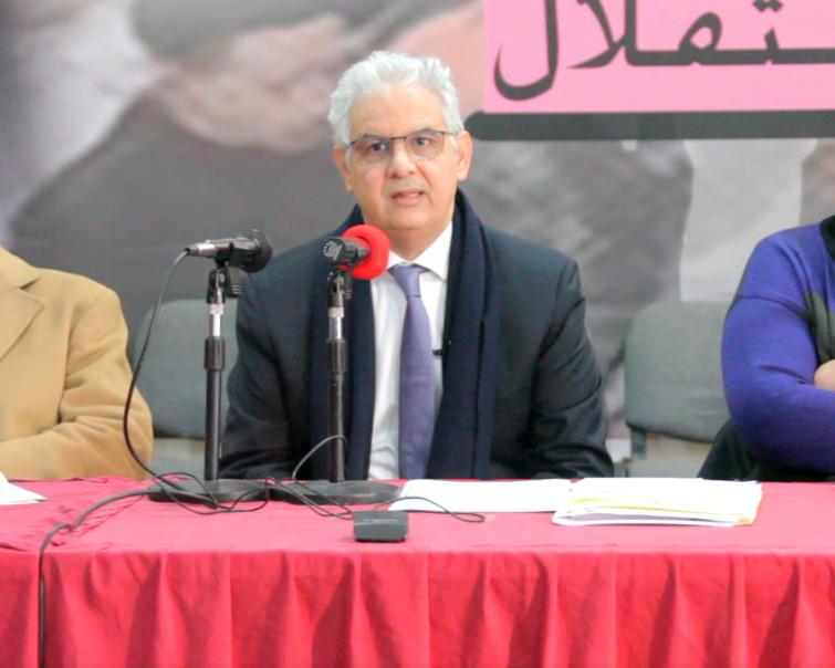 نزار بركة: الحكومة تكتفي بمهدئات ظرفية لقطاع صحي مريض