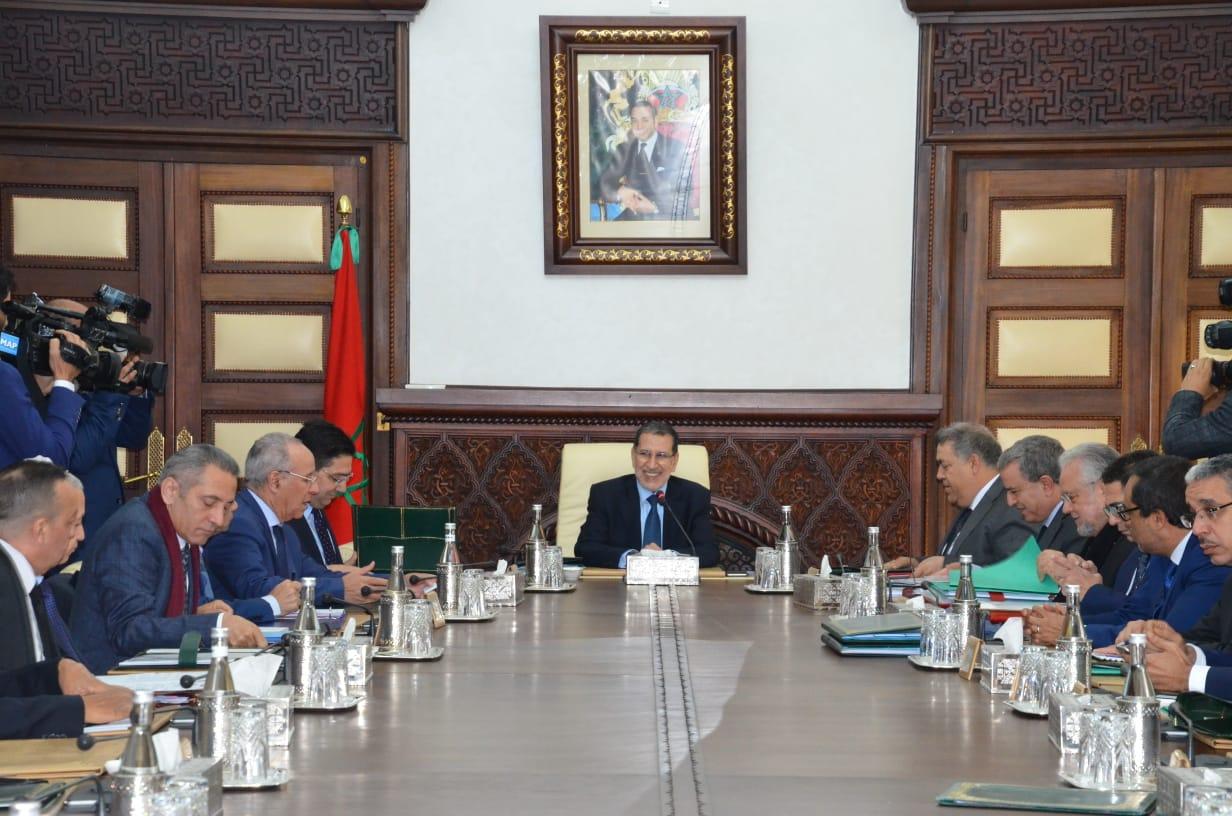 مجلس الحكومة يصادق على مشروع مرسوم يتعلق باللجنة الوطنية للطلبيات العمومية