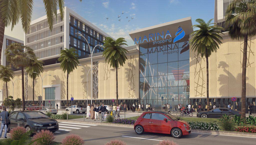 بعد تاشفين سنتر.. قريبا إفتتاح مركز تجاري كبير بمارينا الدارالبيضاء