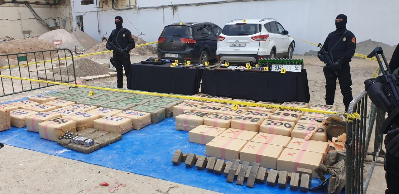 هيئة أممية تنوه بالمغرب في مجال محاربة تهريب المخدرات