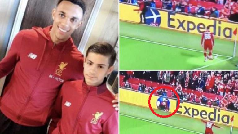 كيف تحول صبي إلى بطل في ليفربول ليلة سقوط برشلونة (فيديو)