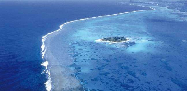 اكتشاف أكبر خزان للمياه العذبة على الأرض تحت المحيط الاطسي