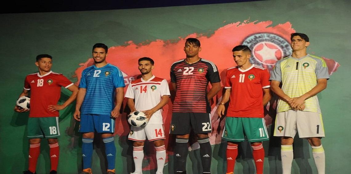 فيديو.. إضافة نجمة إلى قميص المنتخب المغربي