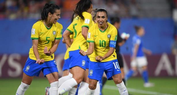 البرازيلية مارتا أفضل هدافة في تاريخ مونديال الرجال والنساء