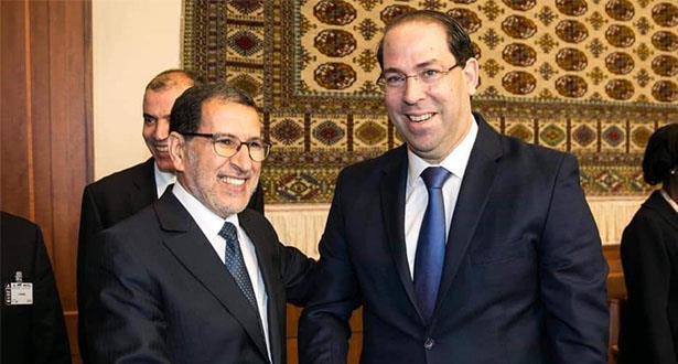 العثماني يلتقي نظيره التونسي .. فهل ينجح في ما أفسده لقجع؟