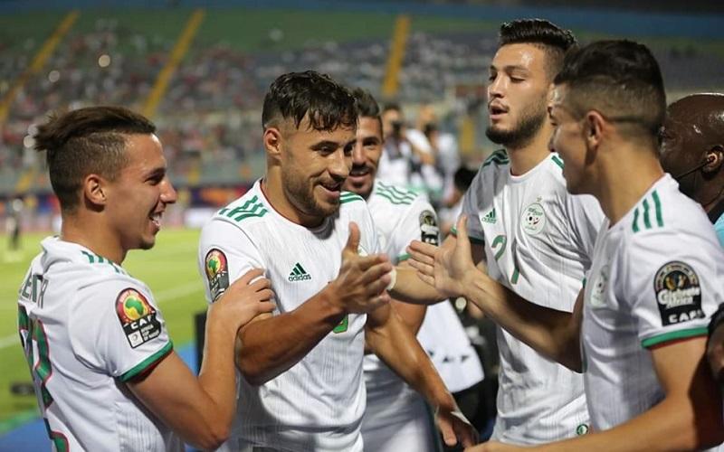 فيديو.. بلماضي يقود الجزائر للفوز على كولومبيا