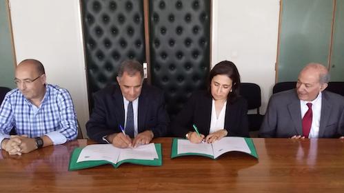 """توقيع اتفاقية شراكة بين """"سيوميد"""" والمعهد الوطني للإحصاء والاقتصاد"""