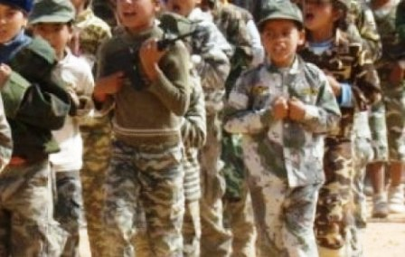 اعتصام في جنيف للتنديد بمأساة الأطفال المجندين في مخيمات تندوف
