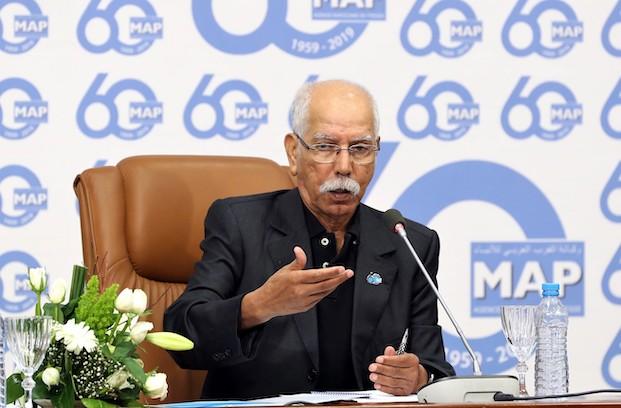 البريني : الصحافة المغربية مدعوة إلى ابتكار نموذج اقتصادي ومهني جديد