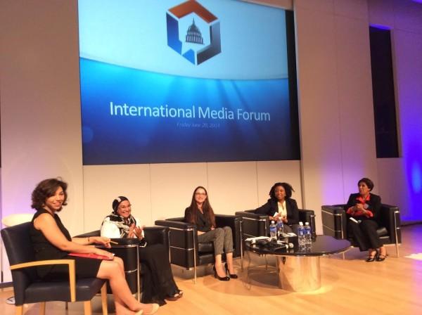 واشنطن تحتضن الدورة الرابعة للمنتدى العالمي للإعلام