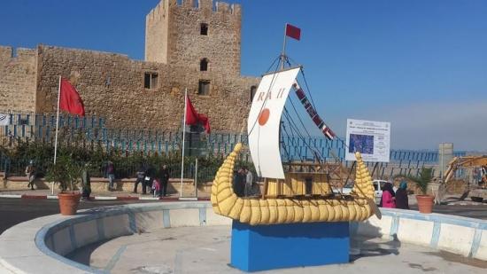 """مدينة آسفي تُنظم """"مهرجان البحر"""""""