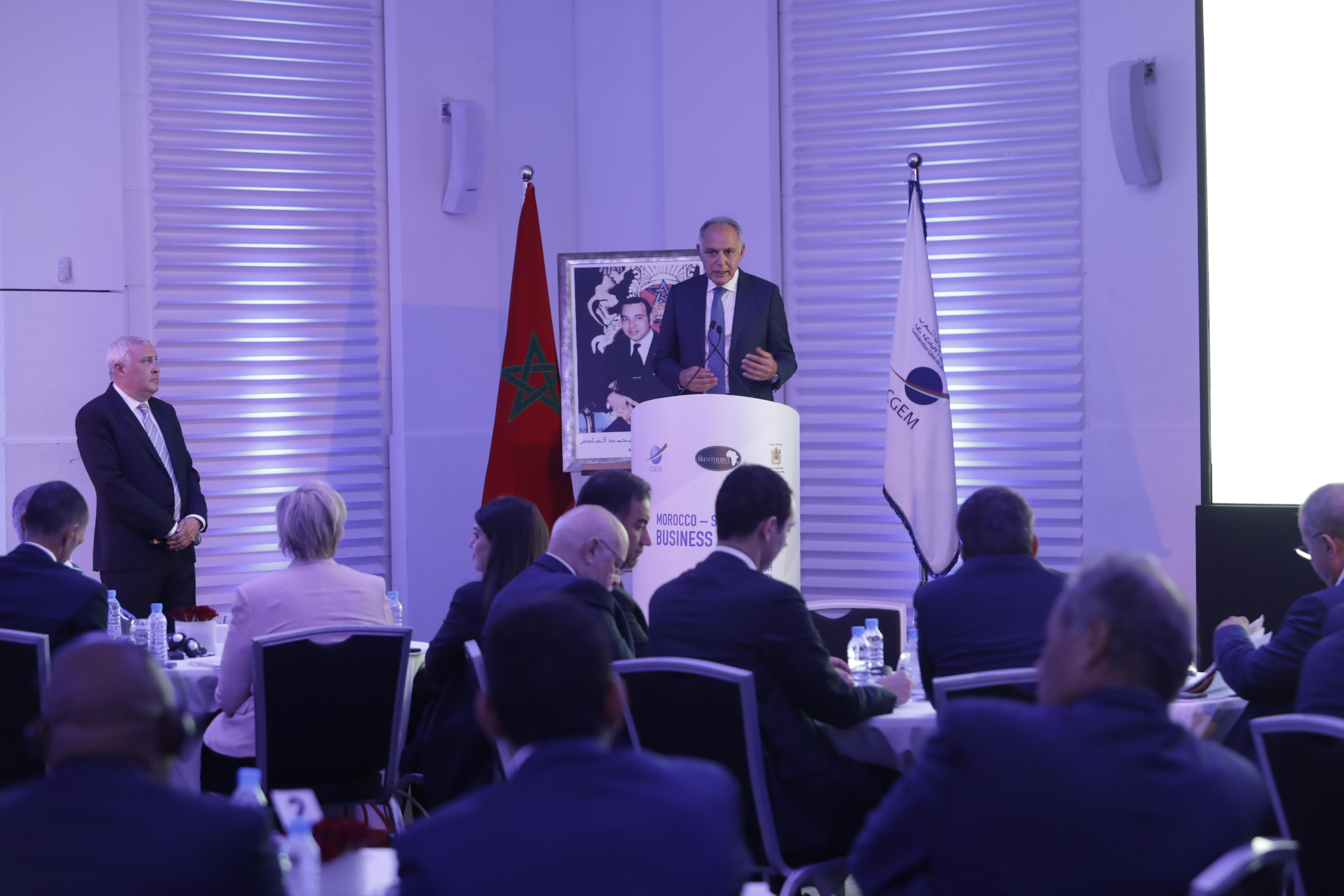 المغرب وجنوب إفريقيا: شراكة اقتصادية جديدة