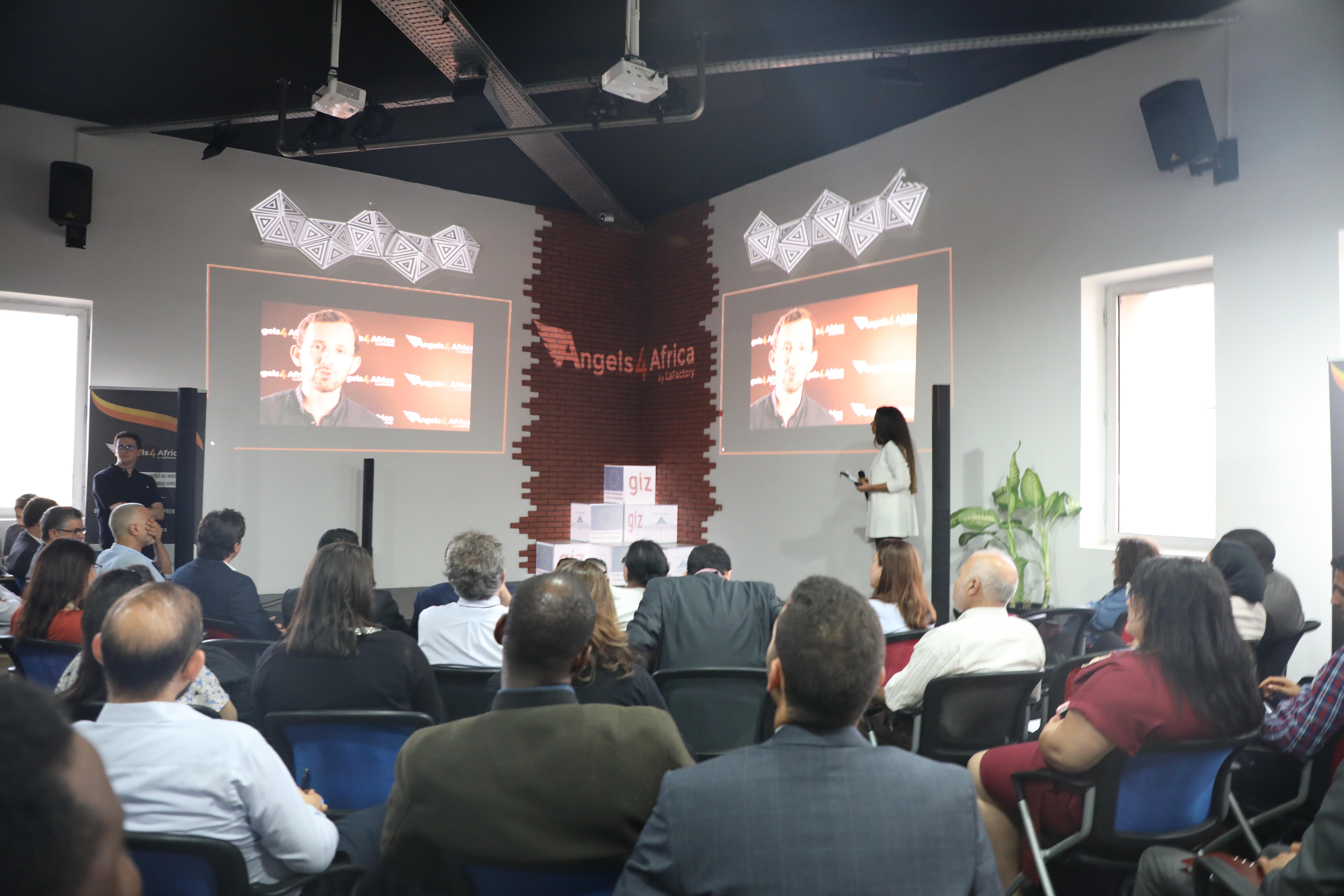 """Angels4Africa"" والشبكة المغربية للأعمال تدعمان المقاولات الناشئة"