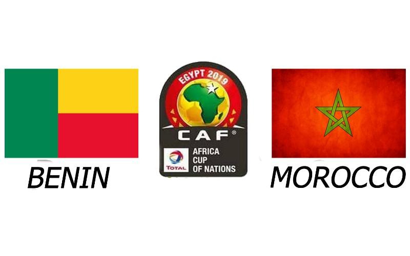 مباشر.. المنتخب الوطني المغربي وبنين