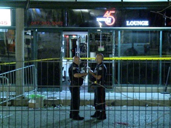 جرحى إثر إطلاق نار في ملهى ليلي في تورونتو بكندا