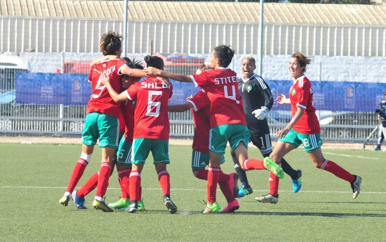 الدورة 12 للألعاب الإفريقية (كرة القدم النسوية): المغرب يفوز على الجزائر
