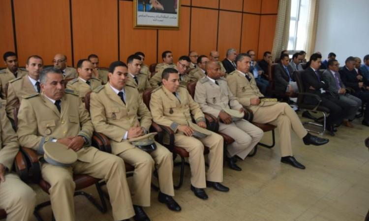 حركة انتقالية واسعة في صفوف هيئة رجال السلطة همت 895 رجل سلطة