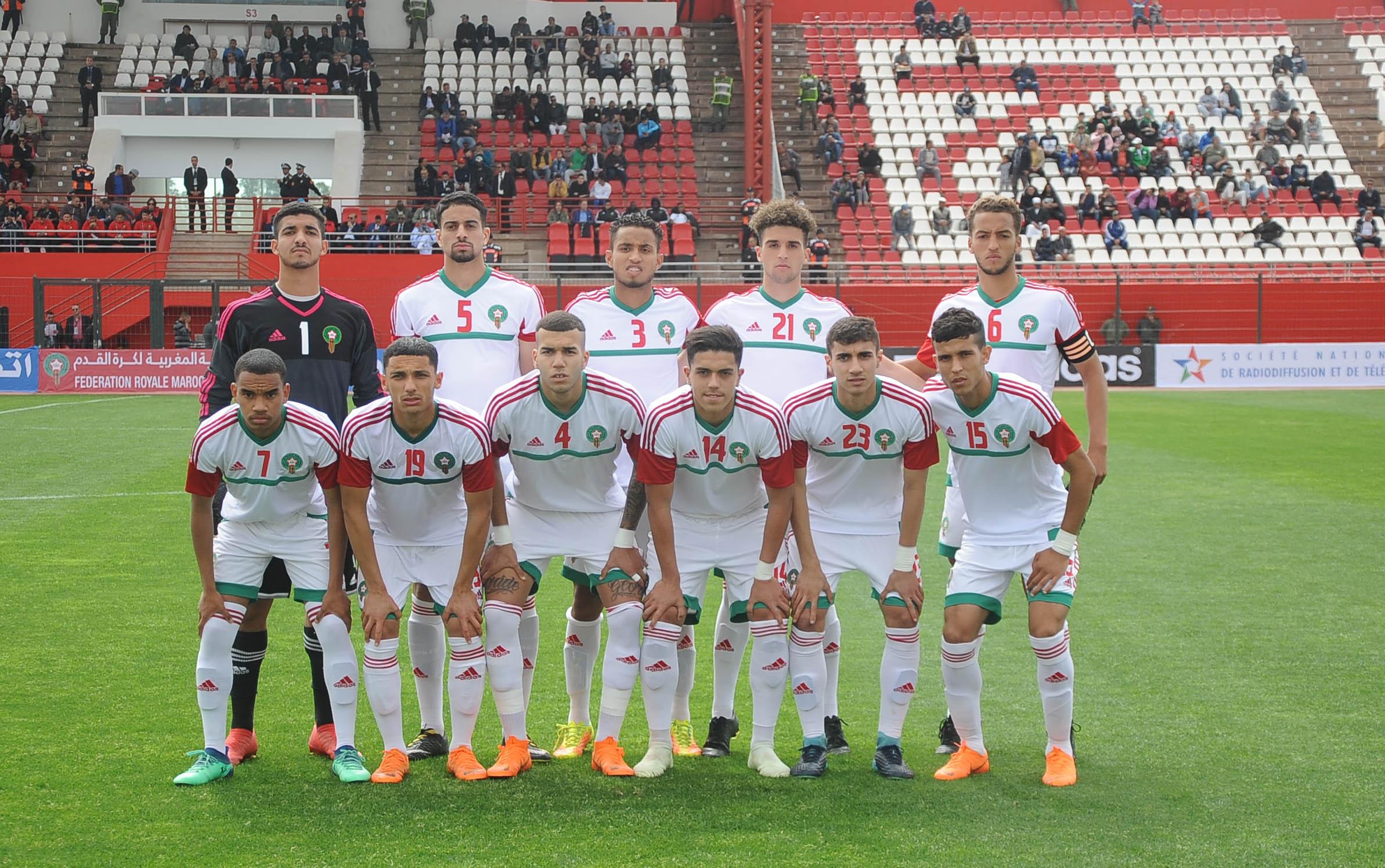 دورة اتحاد شمال إفريقيا (-20 عاما).. المنتخب المغربي يتعادل مع بوركينافاسو