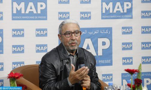 """الأشعري ضيفا على ملتقى MAP لمناقشة """"هل الصحافة الآن عامل تقدم في المغرب؟"""""""