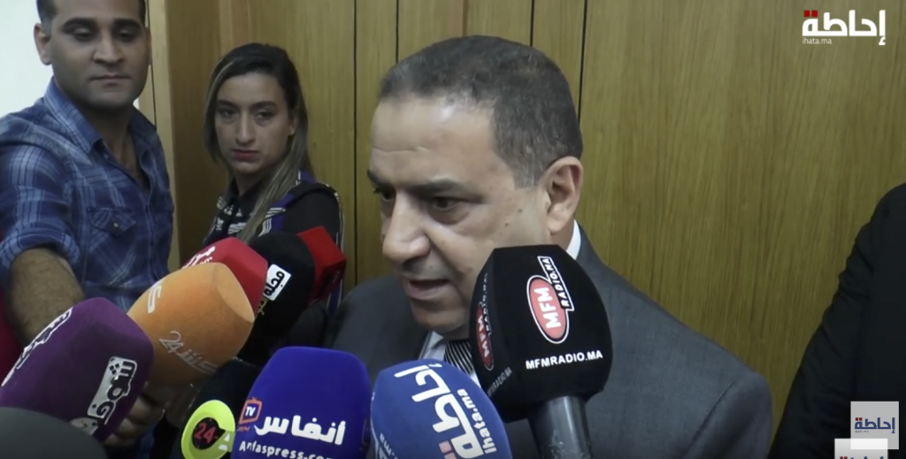 مديرية الأمن تستحضر حق المواطن في الوصول إلى المعلومة (فيديو)