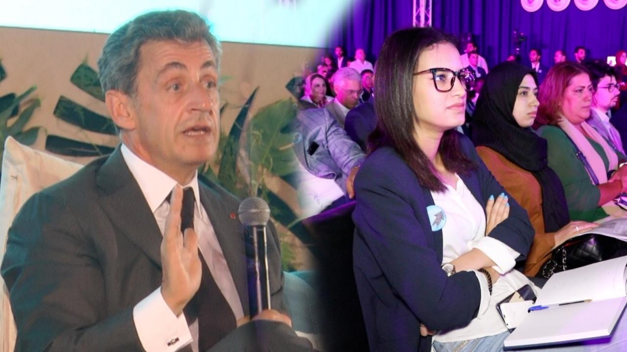 نيكولا ساركوزي: أحب المغرب (فيديو)