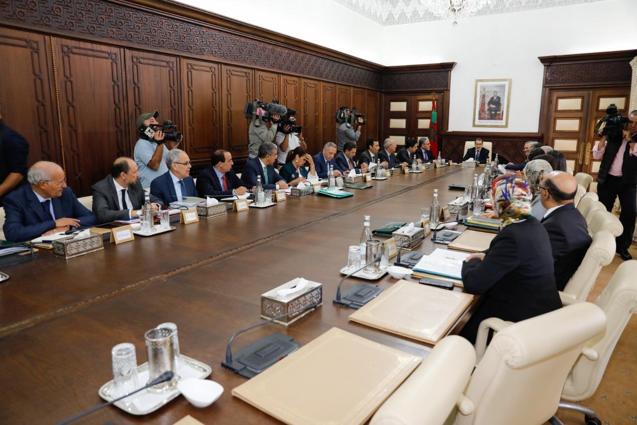 انعقاد مجلس الحكومة الخميس