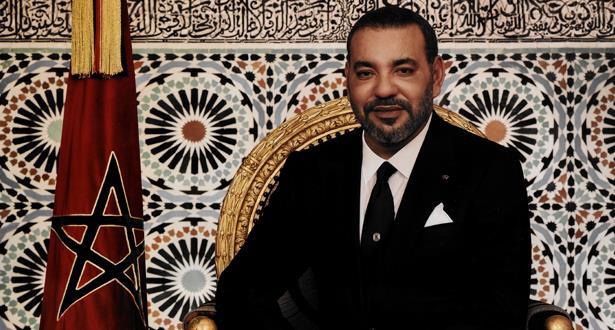 الملك يعزي أسرة الفنان أحمد بادوج