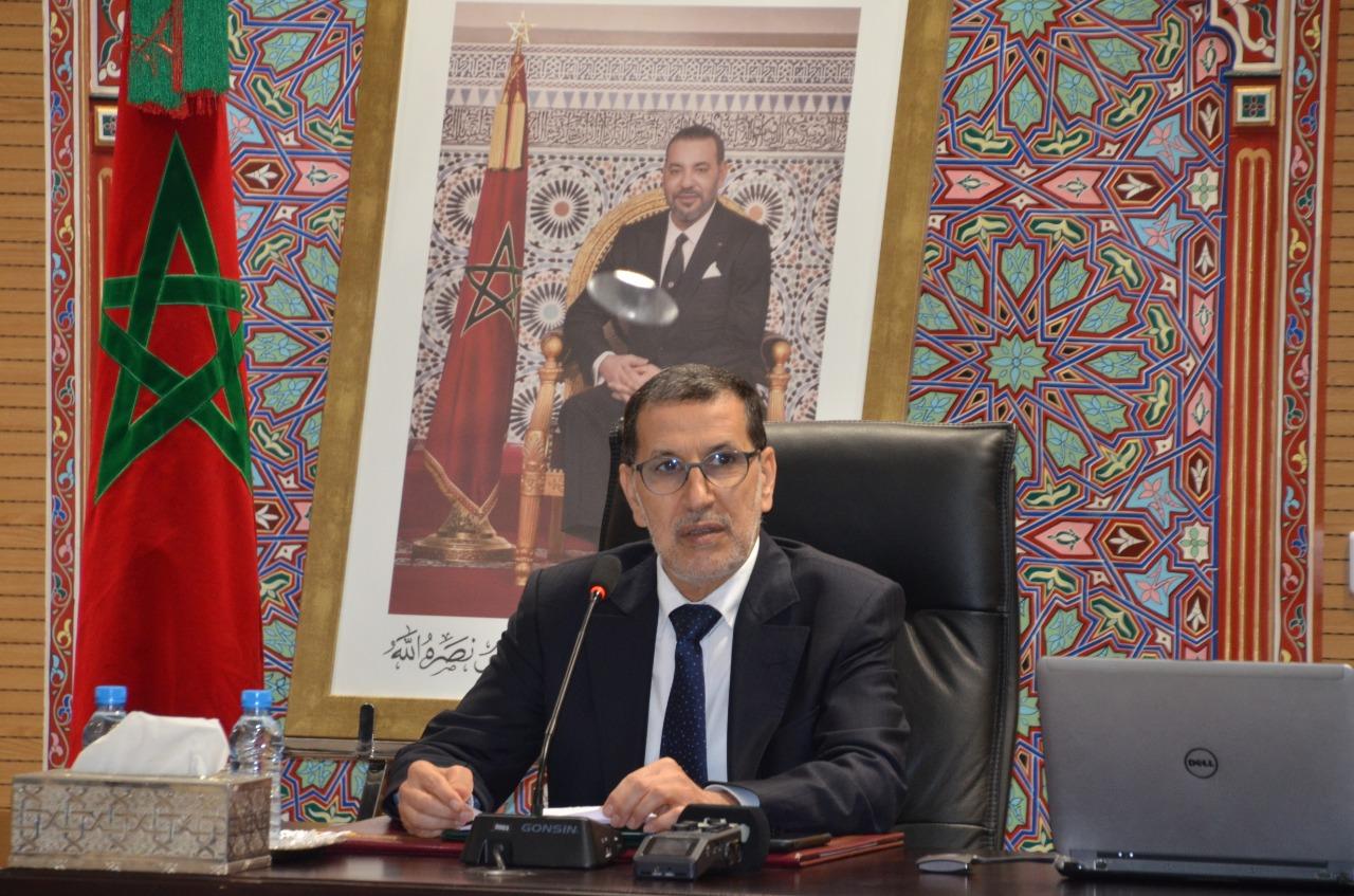 العثماني يكشف موقف المغرب من صفقة القرن
