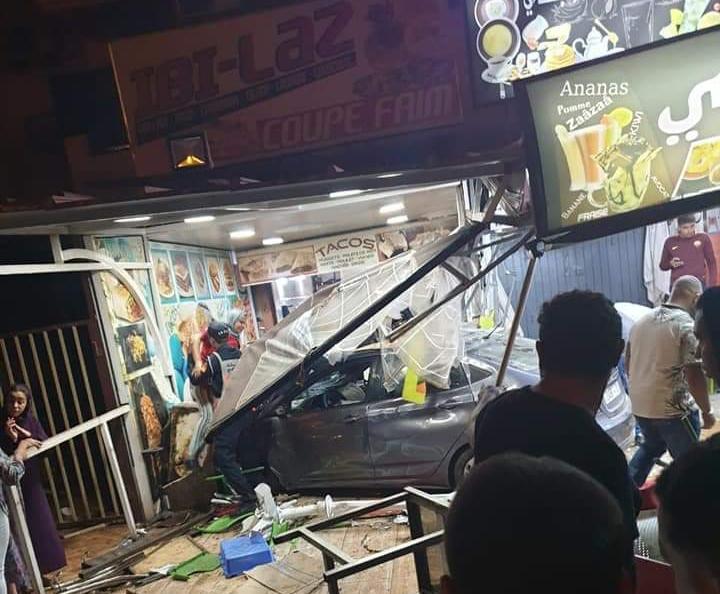 امن مراكش يعتقل مرتكب حادثة المطاعم