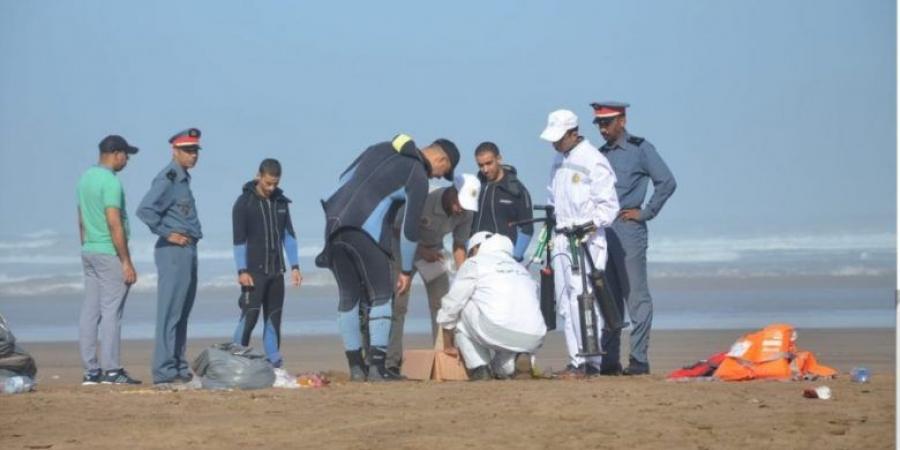 البحر يلفظ جثة مشوهة لضحايا قارب زناتة