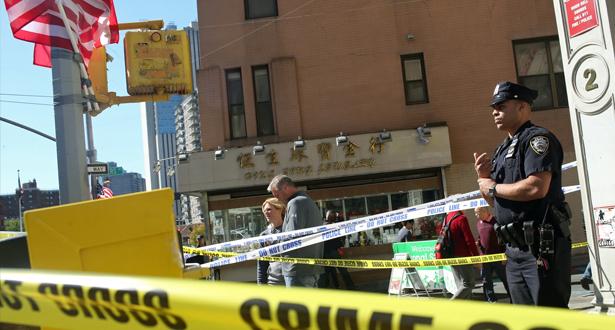 سقوط قتلى في حادث اطلاق نار بنيويورك