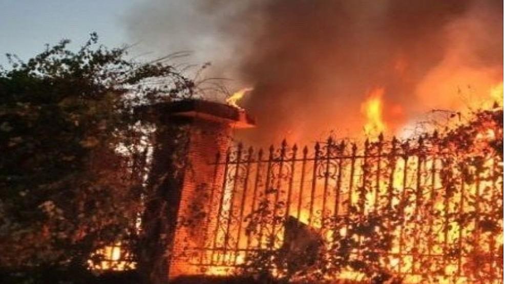 وفاة مصابين بكورونا في حريق بمستشفى في مصر