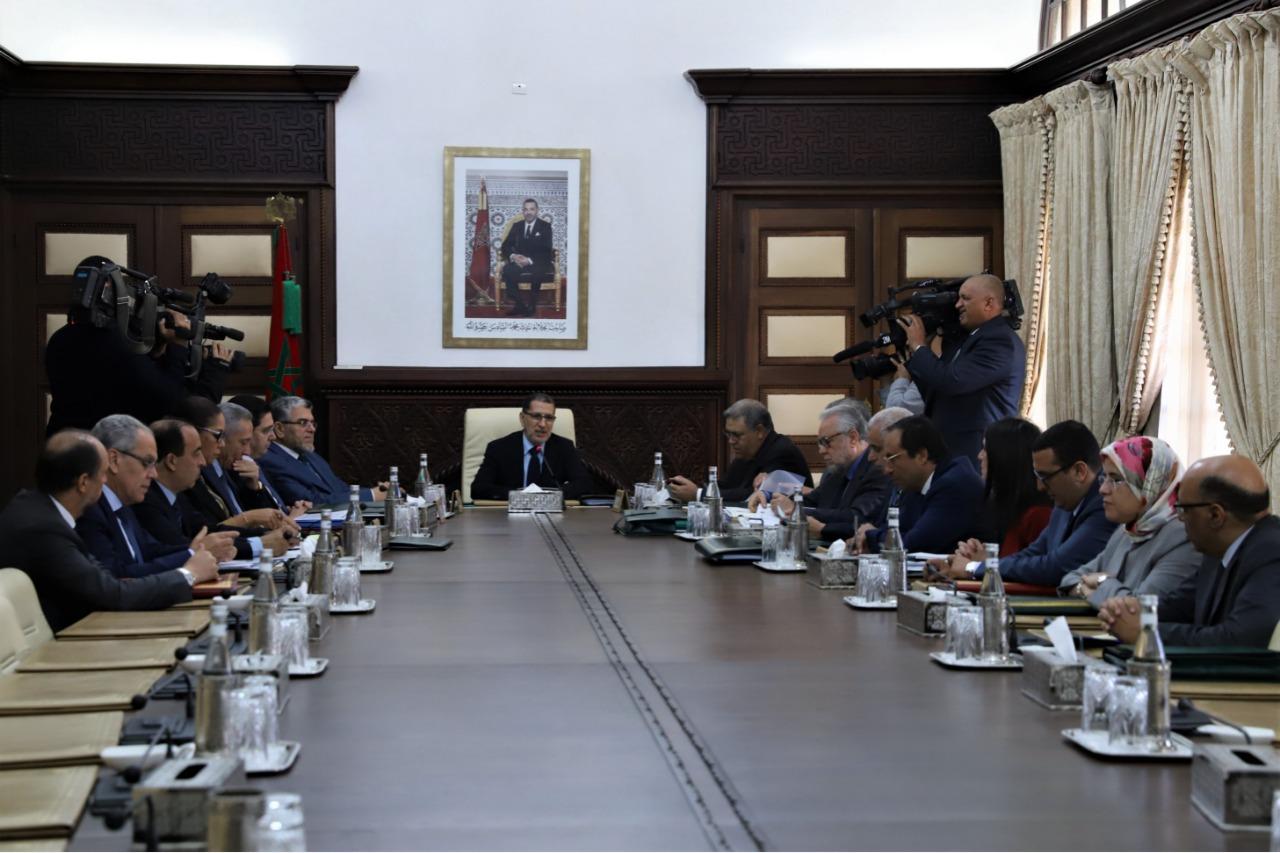 انعقاد مجلس للحكومة الخميس